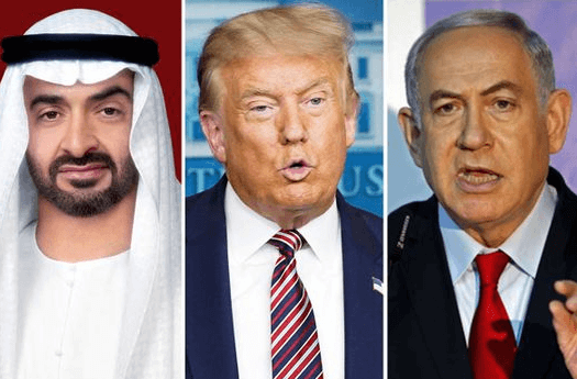 """UAE-Israel agreed for peace agreement namely """"Abraham Accord"""""""