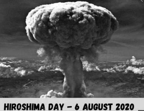 6 August: Hiroshima Day 2020