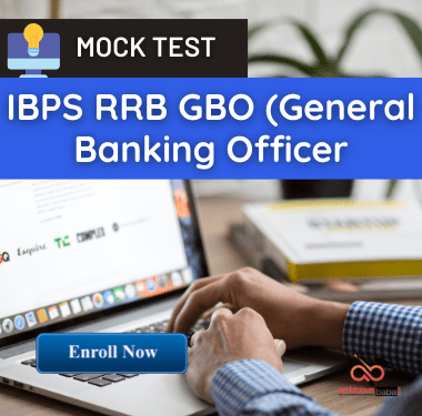 IBPS RRB GBO test Series