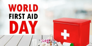 12 September: World First Aid Day 2020