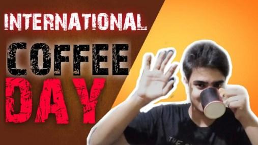 1st October: International Coffee Day 2020