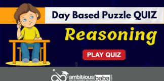 Days based puzzle
