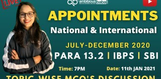 Appointment PDF