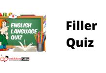 Filler Quiz