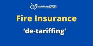 Fire insurance de treffing