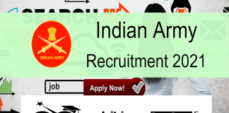Indian Army for Junior Commissioned Officer (JCO) Recruitment 2020 : 194 Post check here