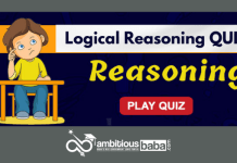 Logical Reasoning for IBPS, SBI, RBI, RRBs