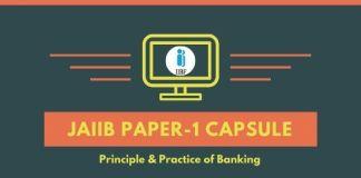 JAIIB PAPER-1 CAPSULE 2.O PDF