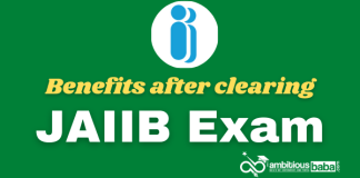 What would be the Benefits after clearing JAIIB Exam?