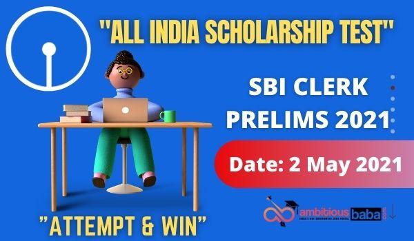 SBI Clerk All india Test