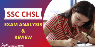 SSC CHSL Exam Analysis