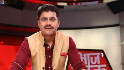 TV journalist Rohit Sardana passed away