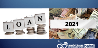 list of loans agreement for India from different organizations 2020-21: