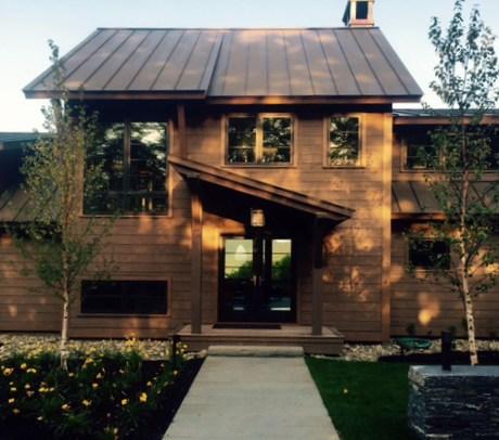 Billing Hill Residence by Ambler Design