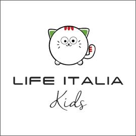 life italia kids glasses logo
