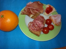 German Breakfast!