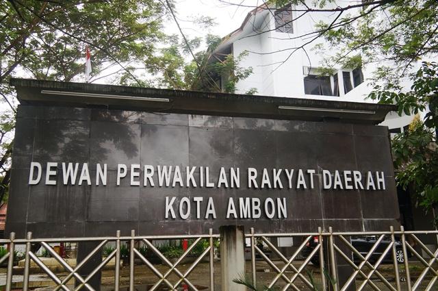 Kantor DPRD Kota Ambon1