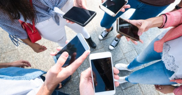 Tech Savvy Millennial