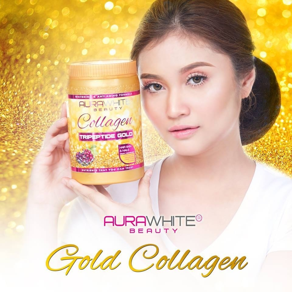 AURA WHITE BEAUTY GOLD