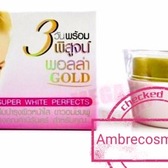 POLLA GOLD SUPER WHITE PERFECT CREME VISAGE ALPHA ARBUTIN ACIDE KOJIQUE