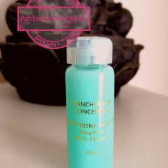 BLANCHISSEUR CONCENTRE GLUTATHIONE INJECTION XTRA FORT ANTI TACHES