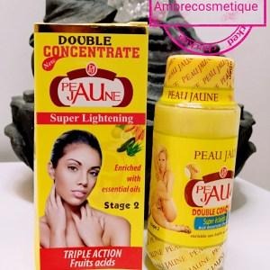 PEAU JAUNE SERUM CONCENTRE ETAPE 2 ECLAIRCISSANT AUX ACIDES DE FRUITS
