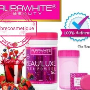 POUDRE BLANCHISSANTE BUVABLE COLLAGENE STEMCELL AURAWHITE BEAU'LUXE SC