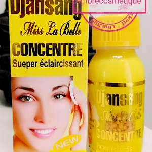 CONCENTRE DOUBLE NDJANSANG CONCENTRE SERUM ACTION RAPIDE VITAMINE C ET ACIDES DE FRUITS