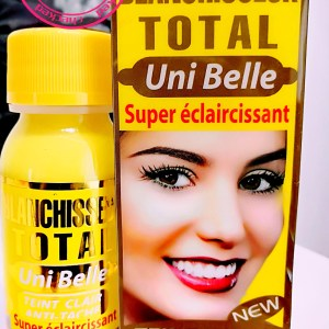 CONCENTRE EXTRA ECLAIRCISSANT ANTI TACHES BLANCHEUR TOTAL UNI BELLE SERUM ACIDES DE FRUITS