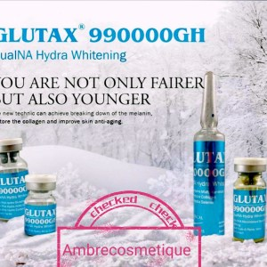 GLUTAX 990000GH HYDRATATION MAXIMALE & BLANCHIMENT INTENSE INJECTIONS TEINT GLOWING