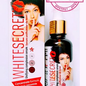 SERUM ECLAIRCISSANT WHITE SECRET AUX ACIDE DE FRUITS  ANTI TACHES