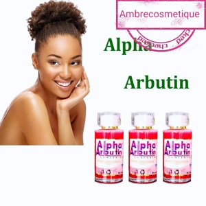 CONCENTRE SERUM BLANCHISSANT ALPHA ARBUTIN 3 PLUS ACTION RAPIDE 120 ML