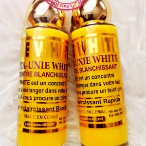 CONCENTRE GLUTA UNIE WHITE ECLAIRCISSANT RAPIDE INTENSE 1 PIECE