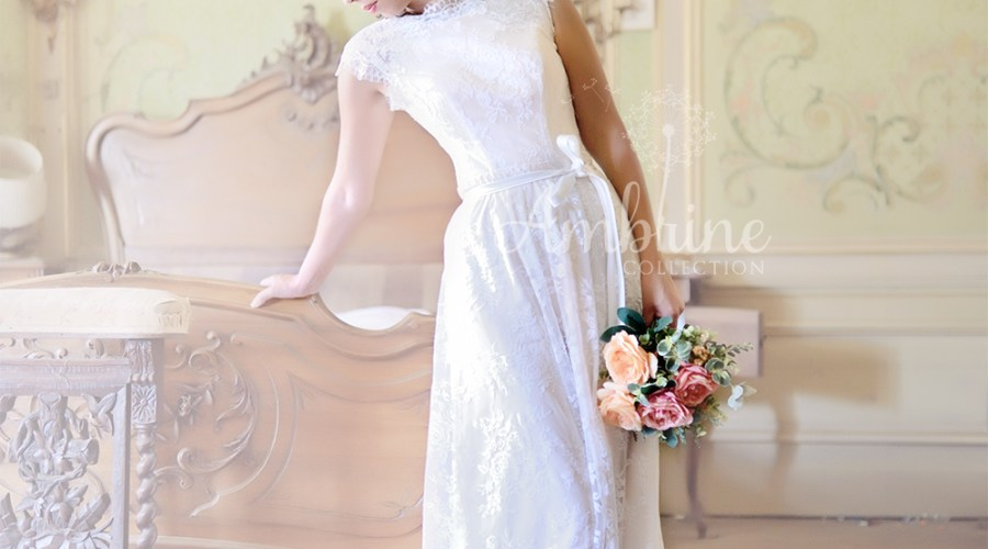 "Robe de mariée ""Prodige"""