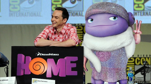 DreamWorks Animation Presentation - Comic-Con International 2014