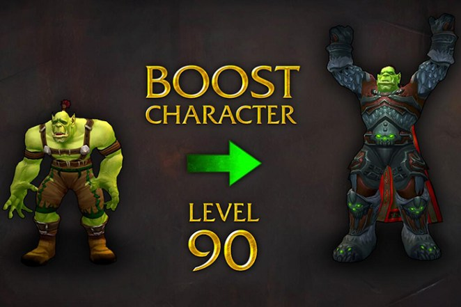 World-of-Warcraft-Warlords-of-Draenor-Boost-Level-90