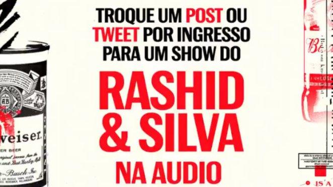 Shows cancelados no Lollapalooza acontecerão nessa quarta na Audio | Agenda | Revista Ambrosia