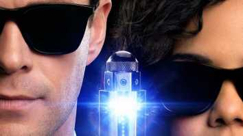 """MIB: Homens de Preto - Internacional"": apenas um ""Man In Black"" genérico | Liam Neeson | Revista Ambrosia"