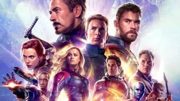 """- Vingadores MCU - Marvel dá detalhes da versão estendida de """"Vingadores: Ultimato"""""""