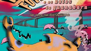 Arthus Fochi e Os Botos da Guanabara é marca primeiro álbum ao vivo com coletivo Laboriosa | Ao Vivo | Revista Ambrosia