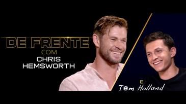 - maxresdefault 13 - De frente com Chris Hemsworth e Tom Holland – O que Chris diz sobre MIB: Internacional?