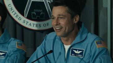 Ad Astra - Ficção científica com Brad Pitt ganha trailer | Trailers | Revista Ambrosia