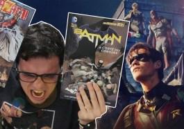 Dá pra começar a ler quadrinhos da DC Comics hoje? Guia de leitura | Quadrinhos | Revista Ambrosia