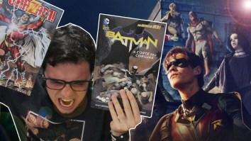 Dá pra começar a ler quadrinhos da DC Comics hoje? Guia de leitura | Superman | Revista Ambrosia