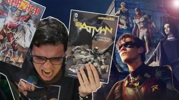 - maxresdefault 76 - Dá pra começar a ler quadrinhos da DC Comics hoje? Guia de leitura