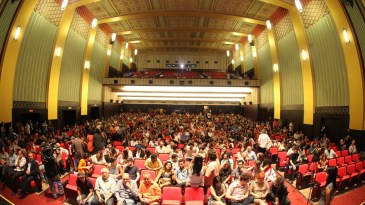 - Cine Sa  o Luiz 2018 credito Rogerio Resende - Cine Ceará divulga selecionados para competitiva brasileira de curtas
