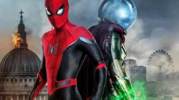 """- Homem Aranha Longe Casa Capa - """"Homem-Aranha: Longe de Casa"""" expande os horizontes do Cabeça de Teia com muita ação e humor"""