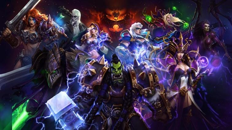 """""""Heroes of the Storm foi lançado tarde demais"""", diz ex-presidente da Blizzard   Games   Revista Ambrosia"""