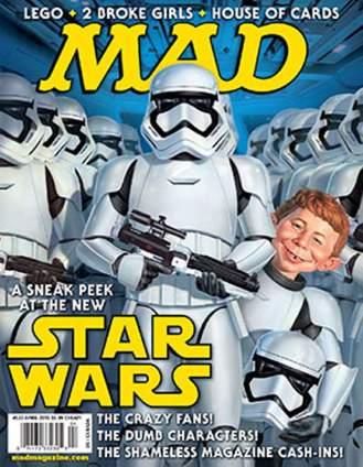 mad star wars