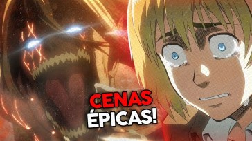 10 Cenas mais incríveis de Attack on Titan! | Anime | Revista Ambrosia